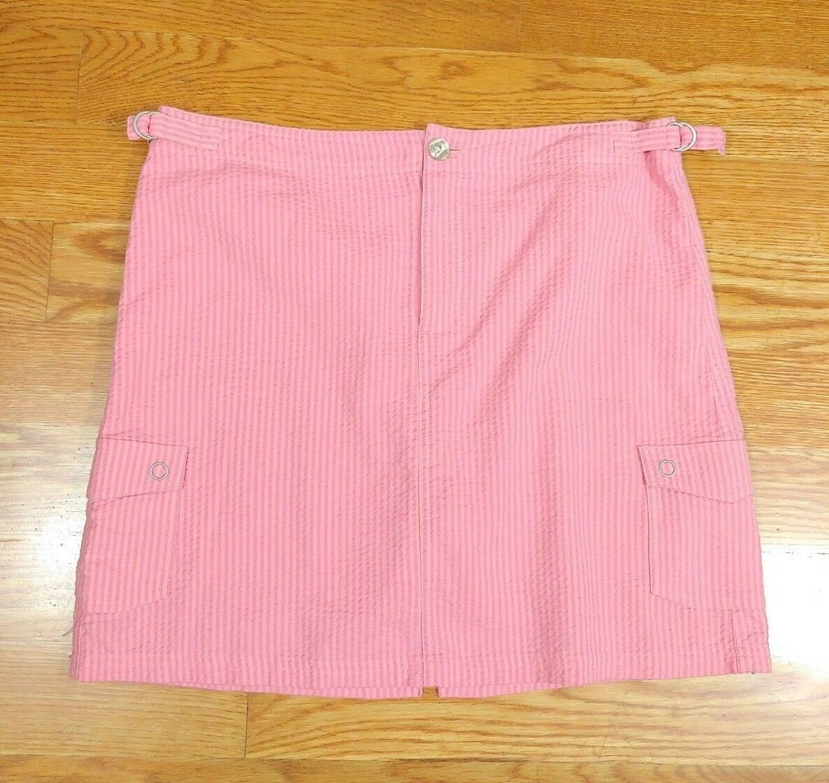 5a540416eda6 Fresh Produce Pink Coral Seersucker Striped and similar items
