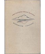 THE PACIFIC COAST RANGES (1946) Roderick Peattie 1ed HC Fat EXCELLENT Ph... - $19.99