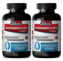 Bone Support - Glucosamine & MSM Complex 3232mg - Glucosamine Sulfate 1500 2B - $22.72
