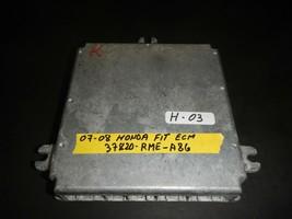2007-2008 HONDA  FIT  ECU  ECM  # 37820-RME-A86 ( PLEASE MATCH # (H-03) - $34.60