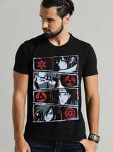 Naruto Anime T-Shirt, Unisex T-Shirt, Holiday Gift - £13.07 GBP+