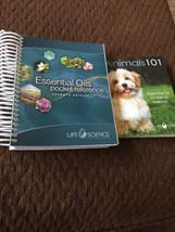 New Essential Oils Pocket Reference 7th Edition and Animals 101 Booklet - $25.00