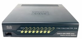 Cisco ASA 5505 Series V08 Adaptive Security Appliance Firewall with Power Supply - $65.33