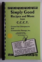 Simply Good Recipes and More from C.C.C.T Get Well Stay Well America Coo... - $69.97