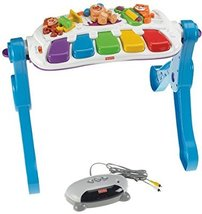 Fisher Price Laugh Learn & Move Music Station Plug To TV Receiver  - $27.72