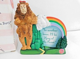 2000 Wizard of Oz COWARDLY LION - Frame w/ Box by Enesco #236316 - $18.69