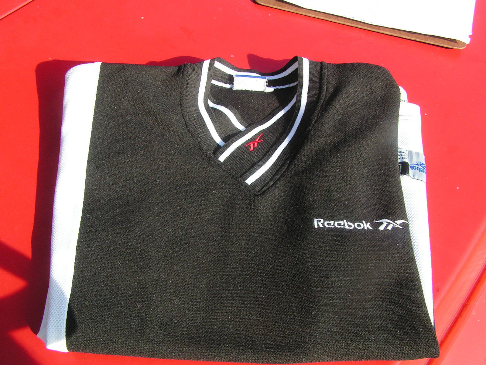 Primary image for Reebok Jersey Men's Large - Really Nice! Made Well!