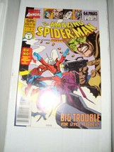 Amazing Spider-Man Annual #24 1990 Original Marvel Comic Book VF Condition  - $1.81