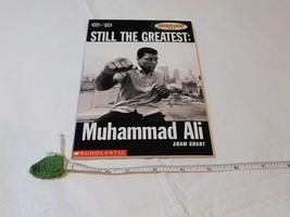 Scolastico Tuttora il più Grande Muhammad Ali Rigoberta Menchu read180 D... - $10.68