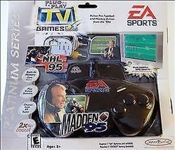 EA Sports TV Games, TV Game Systems, 2004, Toymax, NEW IN PACKAGE - $12.49