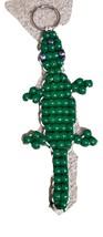 Alligator beaded keychain - $11.99