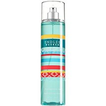 Bath and Body Works Endless Weekend Body Fine Fragrance Mist 8 Ounce Ful... - $10.40