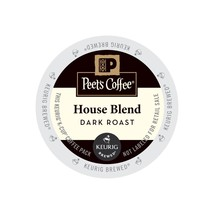 Peet's Coffee House Blend Coffee, 22 Kcups, Free Shipping - $19.99