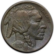 1920D Buffalo Nickel Coin Lot# A 275 image 1