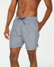 """48adfd3af8 Tommy Hilfiger Men's Floral-Print 6"""" Swim Trunks, Size"""