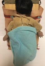 Cloud Chaser Native American Doll Papoose Ashton-Drake Galleries image 6