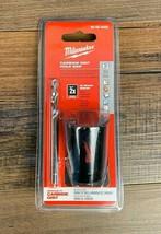 """MILWAUKEE 49-56-0426 1-3/8"""" Carbide Grit Hole Saw - $12.72"""