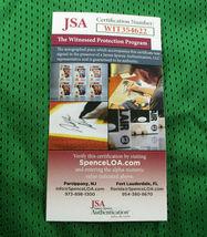 MARCUS SMART / AUTOGRAPHED BOSTON CELTICS CUSTOM BASKETBALL JERSEY / JSA COA image 6