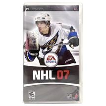 NHL 07 PSP Game Cartridge 2007 EA Sports Electronic Arts Sealed NEW - $44.87