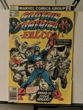 Captain America #215  1977 - $5.97
