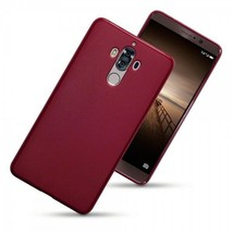Huawei Mate 9 Case Cover  Impact Proof Flexible Tensile  TPU Cover Red RXOCR - $5.82