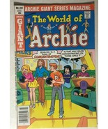 THE WORLD OF ARCHIE #492 (1980) Archie Comics Giant Series FINE- - $11.87