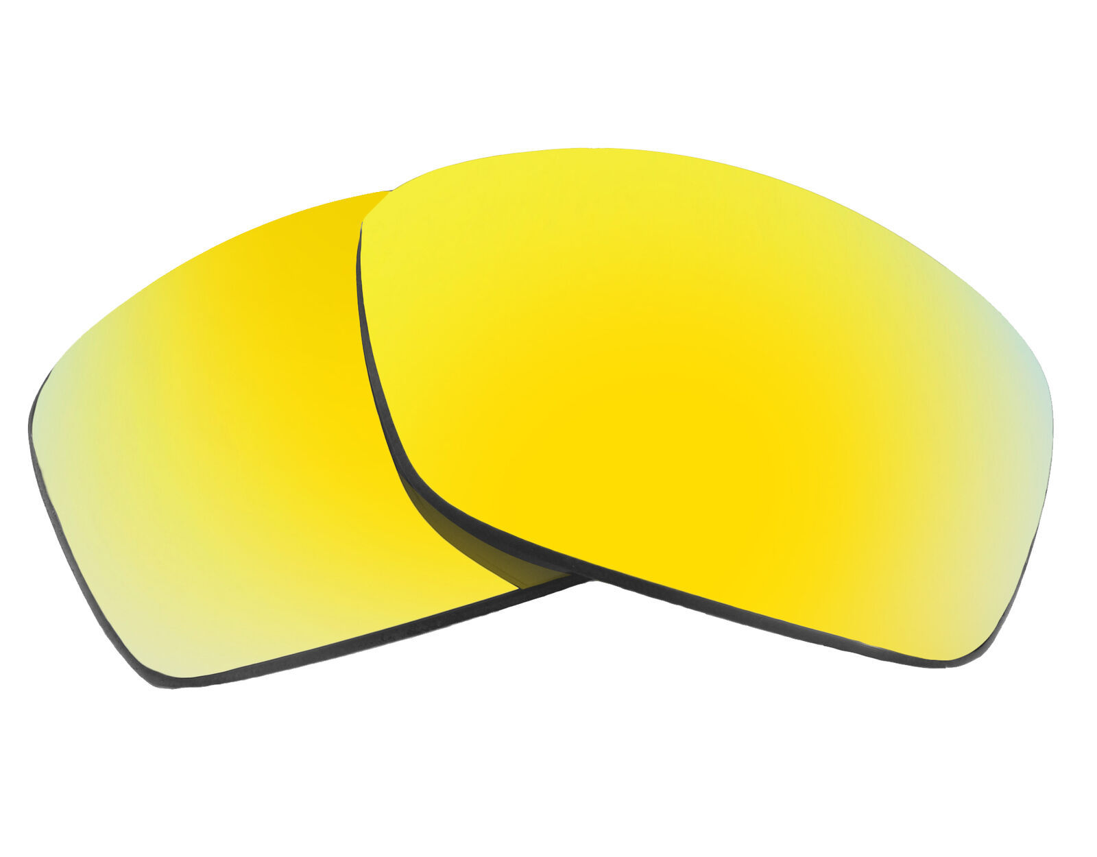 Primary image for Polarized Replacement Lenses for-Oakley Hijinx Sunglasses Anti-Scratch Gold