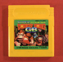 Super Donkey Kong Land GB ~ New Battery (Nintendo Game Boy GB 1995) Japan Import - $7.53
