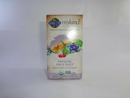 Garden of Life Mykind Organic Prenatal Once Daily 30 Vegan Tab - $21.68