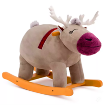 Disney's Frozen 2  SVEN | Plush Rocking Chair with Wood Frame | Ages 2-8 - $79.99