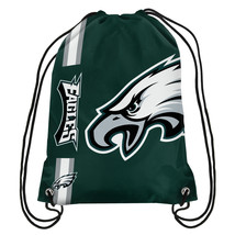 Philadelphia Eagles Retro Drawstring Backpack - $544,79 MXN