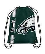 Philadelphia Eagles Retro Drawstring Backpack - £16.32 GBP