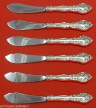 Baronial New by Gorham Sterling Silver Trout Knife Set HHWS  6pc Custom Made - $289.00