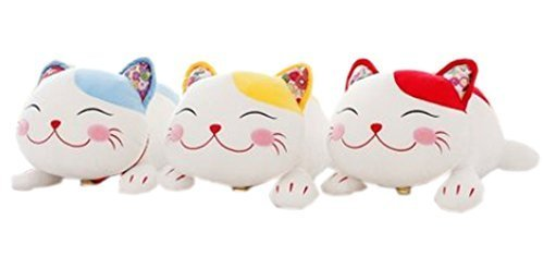 Set of 3 Lucky cat Car Odor Charcoal Bag Car Air Freshener/Purifying Bag