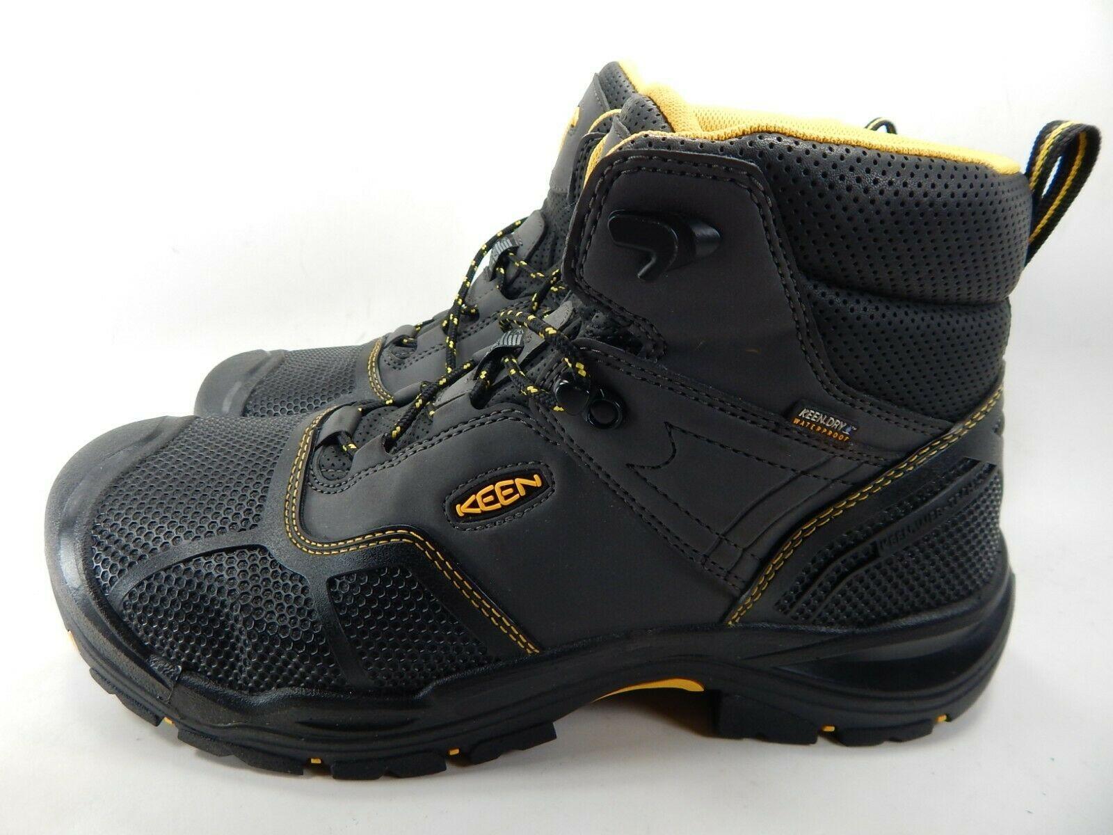 MISMATCH Keen Logandale Size 14 M (D) Left & 13 M (D) Right Men's WP Work Boots