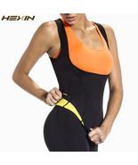 HEXIN Plus Size Neoprene Sweat Sauna Hot Body Shapers Vest Waist Trainer... - $17.20