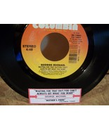 """GEORGE MICHAEL """"WAITING FOR THAT DAY & MOTHERS PRIDE"""" NEAR MINT 45RPM RE... - $3.00"""