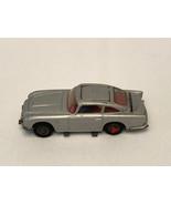 Vintage Corgi Toys James Bond Aston Martin DB5 1960s car w/ baddie Great... - $20.00