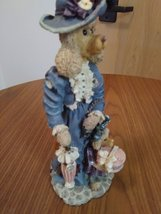 Boyds Bear Folkstone Collection 1998 #2875 Poodle Dogs Handmade China image 2