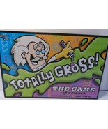 Totally Gross Board Game Of Science, Full Size University Games missing ... - $0.99