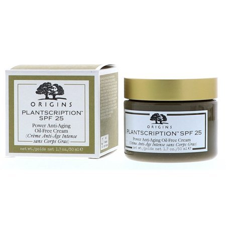 Primary image for Origins Plantscription SPF25 Power Anti-Aging Oil Free Cream, 50 ml [New&Sealed]