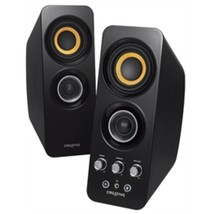 Creative Speakers 51MF1655AA001 Bluetooth Wireless 2.0 Speakers Black Re... - $136.19