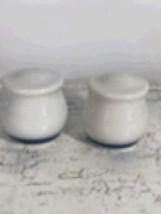 Pfaltzgraff Sky Salt & Pepper Shakers  - $14.99