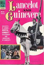 Lancelot and Guinevere Movie Classic Comic Book Dell 1963 FINE+/VERY FINE- - $24.11