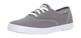 Keds Champion Text-Graphite, Women's Low-Top Sneakers, Grey, 4.5 UK - $101.64