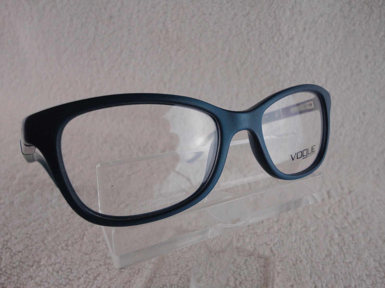 bca8cb2b25 Vogue VO 2892 (2134S) Teal Satin 47 X 16 and 50 similar items