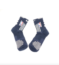 New Nike Large NBA Authentics Team Issued Detroit Pistons Basketball Soc... - $24.70