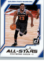 2017-18 Panini Donruss - All-Stars #9 Draymond Green - $0.98