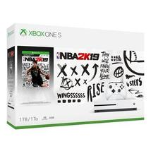 Microsoft Xbox One S 1TB Console - NBA 2K19 Bundle - $299.99