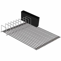 SANNO Over The Sink Multipurpose Roll-Up Dish Drying Rack,Dishes Drying ... - $23.50
